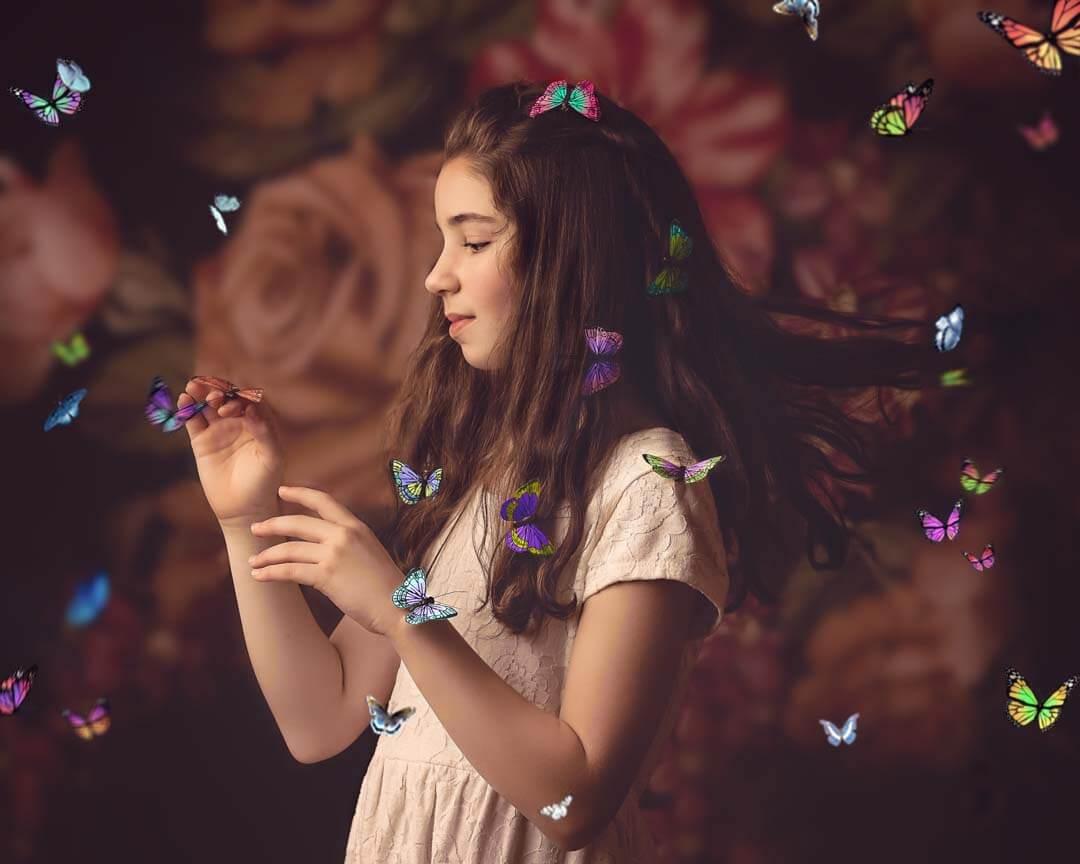 fine art child photography. iris lane photography akron canton ohio